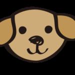 犬(手書き風)