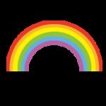 虹のアイコン