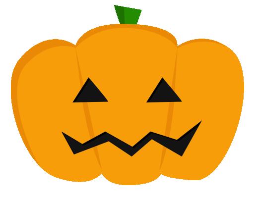 ハロウィンのかぼちゃ(ジャック・オ・ランタン)1