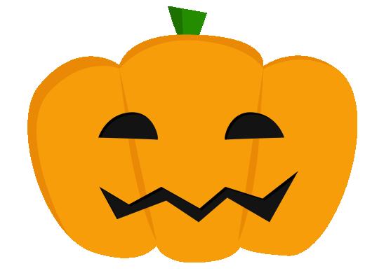 ハロウィンのかぼちゃ(ジャック・オ・ランタン)2
