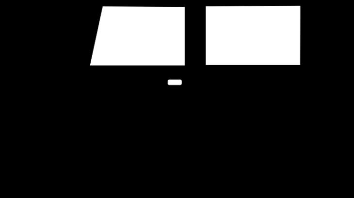 自動車(SUV・4WD)のイラスト