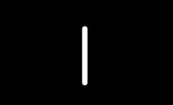 ウレタンマスク(黒)のアイコン